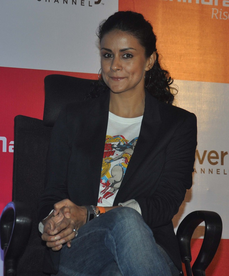 Gul Panag,travel show,Off road with Gul Panag,press conference,Mumbai,photos