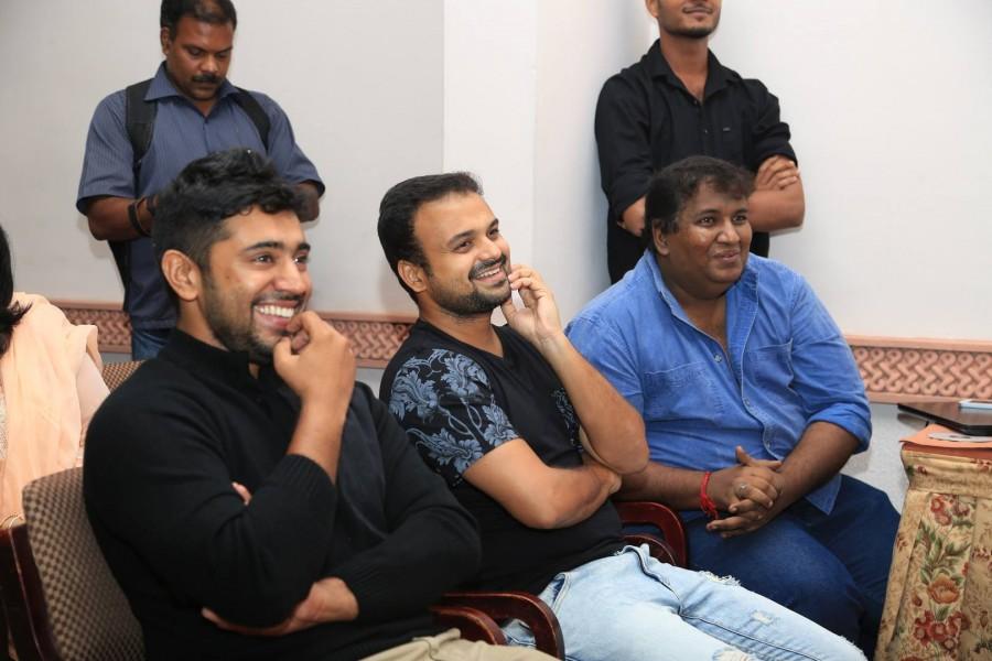 Mili,Amala paul,mili success meet,Nivin pauly,Rajesh Pillai