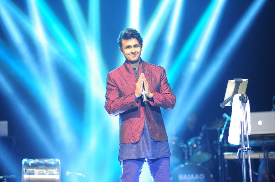 Sonu Nigam,singer Sonu Nigam,Sonu Nigam performs for 'Spirit of India',Spirit of India,Charity Concert Spirit