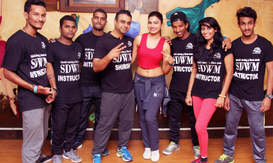 Avani Modi,actress Avani Modi,bokwa,fitness expert shirish thakkar,Calendar Girls,Shirish Thakkar's SDWM studio,Shirish Thakkar