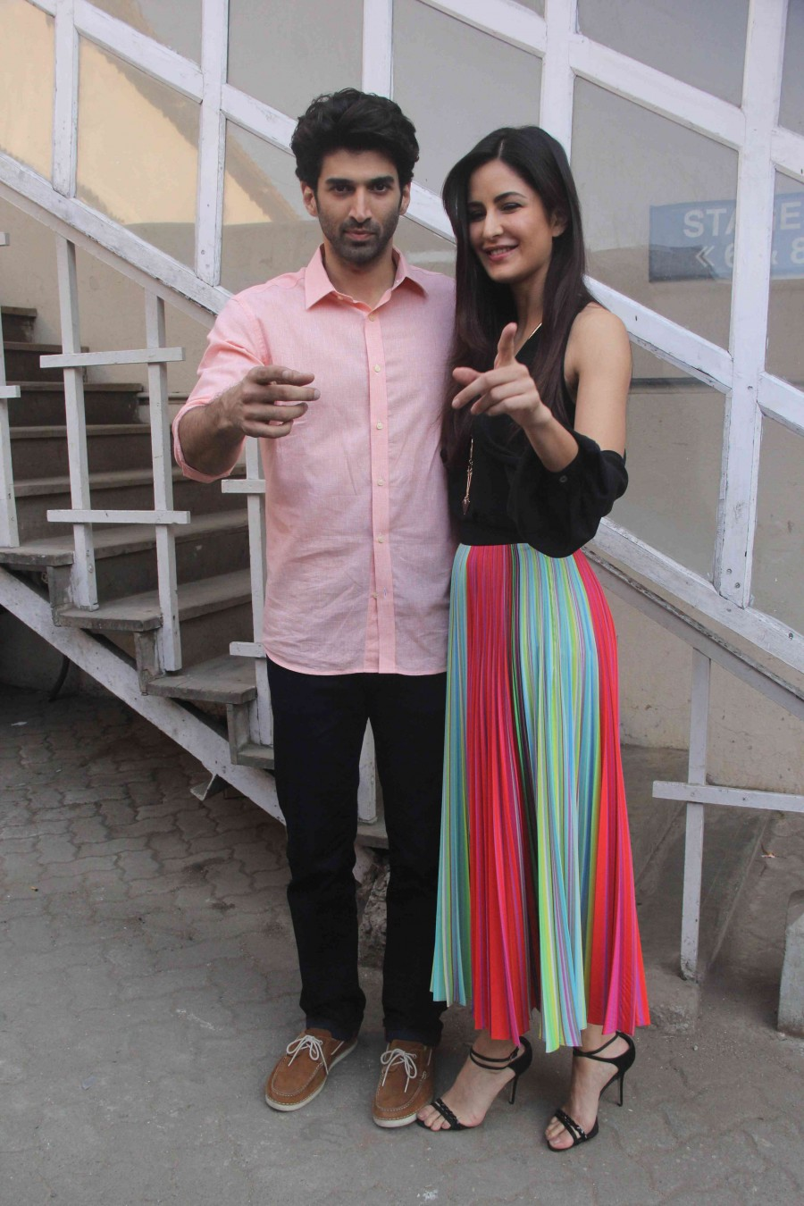 Katrina Kaif,Aditya Roy Kapur,Fitoor movie promotion,Fitoor promotion,Katrina Kaif and Aditya Roy Kapur,Fitoor movie promotion pics,Fitoor movie promotion images,Fitoor movie promotion photos,Fitoor movie promotion stills,Fitoor movie promotion pictures,b