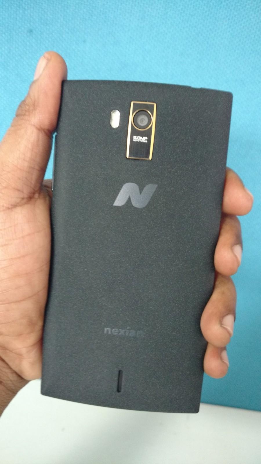 Spice Nexian NV-45,Nexian NV-45
