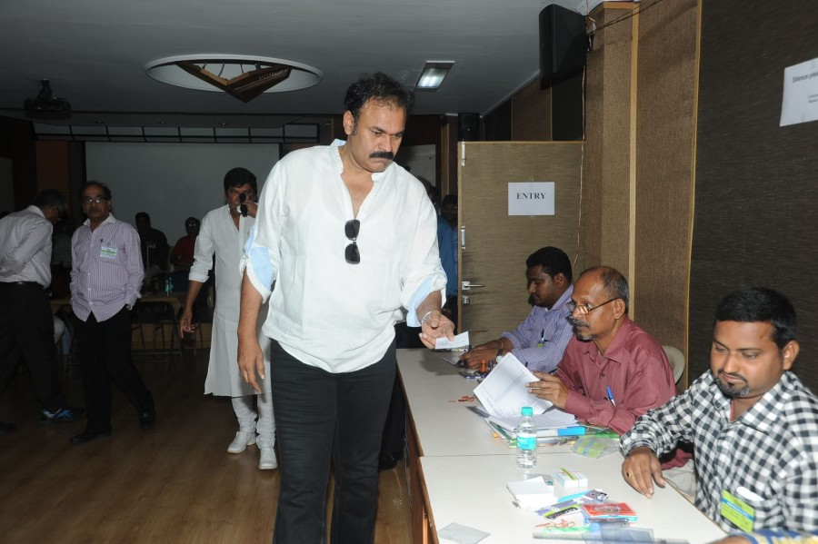 Movie artists Association(MAA) election,MAAelection photos,MAA election,MAA 2015 Elections