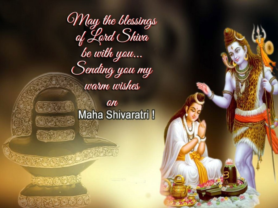 Maha Shivratri 2016: Quotes, greetings, picture messages for your friends and family.