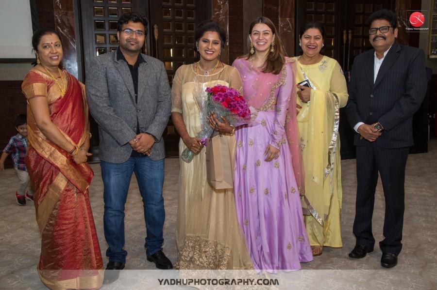 KS Ravikumar daughter Maalica after Marriage Party,Maalica after Marriage Party,Rajinikanth,Hansika Motwani,Vijay Sethupathi,Sivakarthikeyan,Sangeetha Vijay,Atlee,Aarthi,Priya,Maalica and Arjun Krishnan,Arjun Krishnan