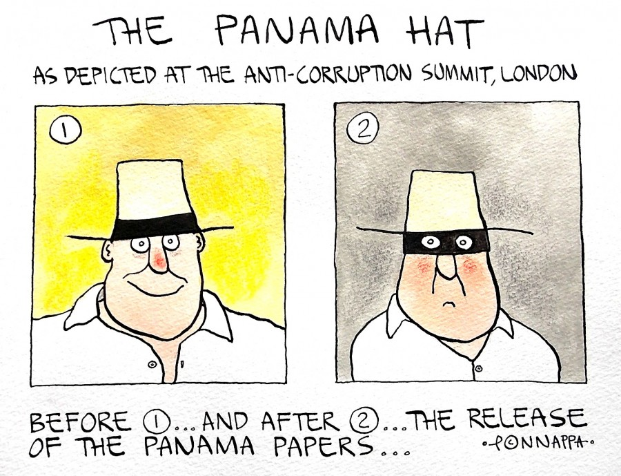 Panama papers,mossack fonseca,Panama Papaers controversy