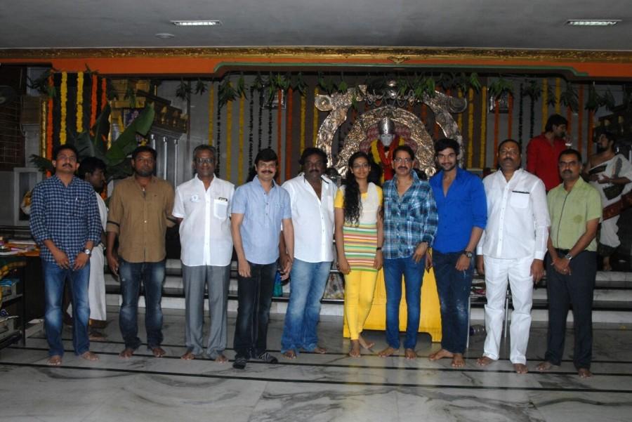Bellamkonda  Srinivasa Rao New Film Muhurth,Bellamkonda Srinivasarao new film Launch Photos,Bellamkonda Srinivas New Film Opening