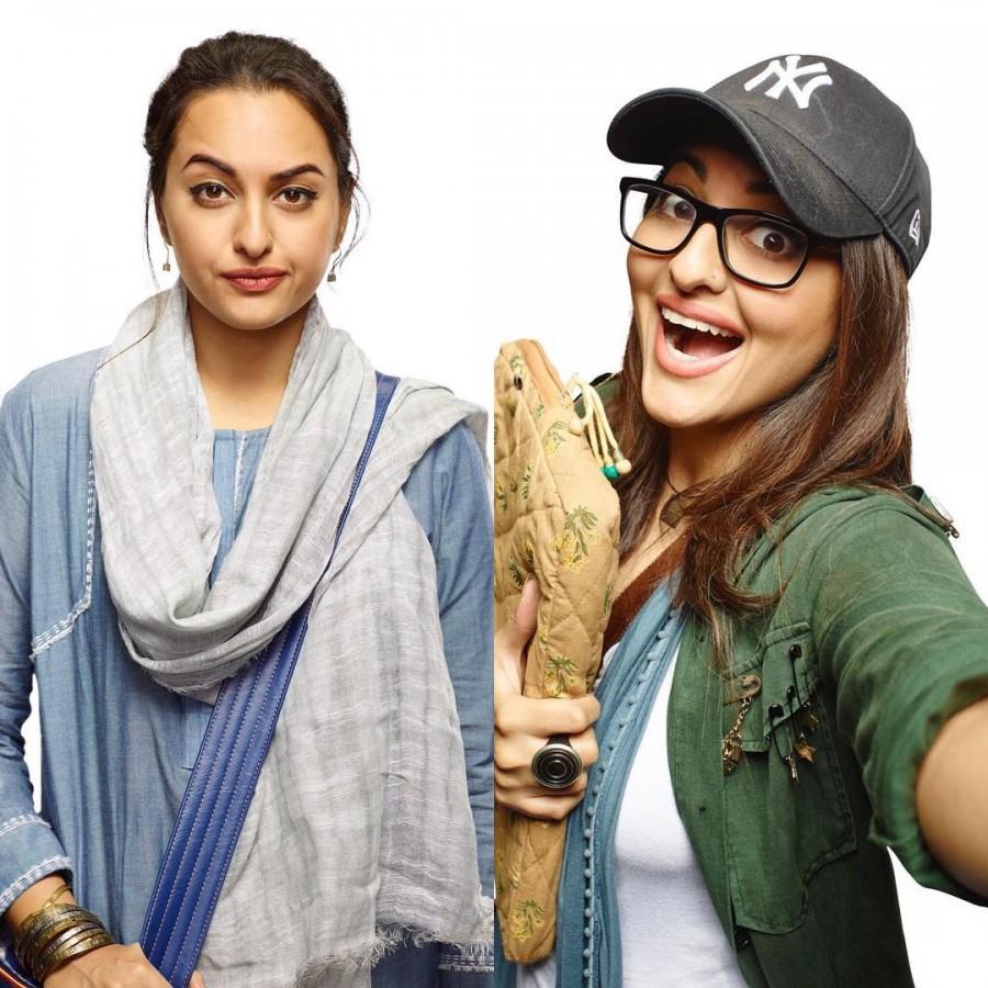 Sonakshi Sinha,Sonakshi Sinha in Noor,Noor,Bollywood movie Noor,Noor first look poster,Noor first look,Noor poster,Noor first look revealed,Noor movie stills,Noor movie pics,Noor movie images,Noor movie photos,Noor movie pictures