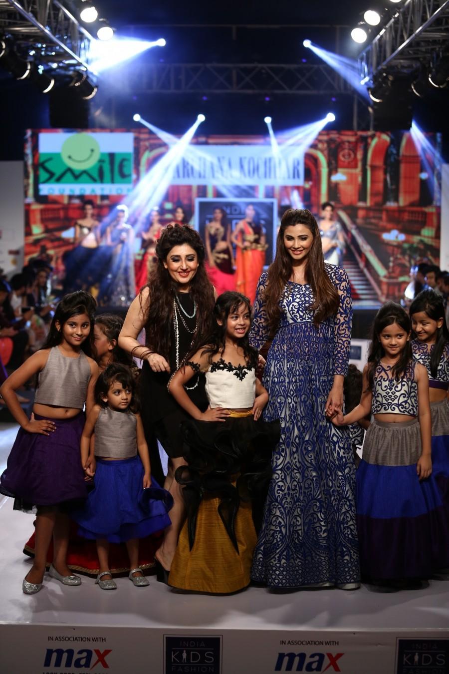 India Kids Fashion Week,India Kids Fashion Week Grand Finale,India Kids Fashion Week 2016,India Kids Fashion Week 2016 Grand Finale,Daisy Shah,Madhurima Tuli,Mika Singh,Kartik Aryan,Pia Bajpai