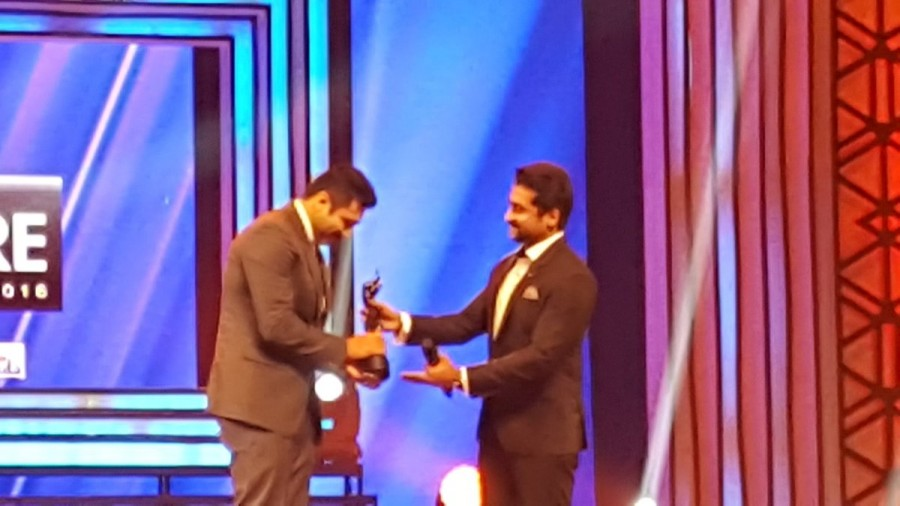 63rd Filmfare Awards South 2016 winners pictures.
