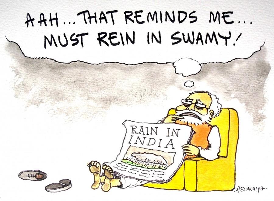 Narendra Modi,Subramanian Swamy,Subramanian Swamy Arun Jaitley comments,Subramanian Swamy Raghuram rajan