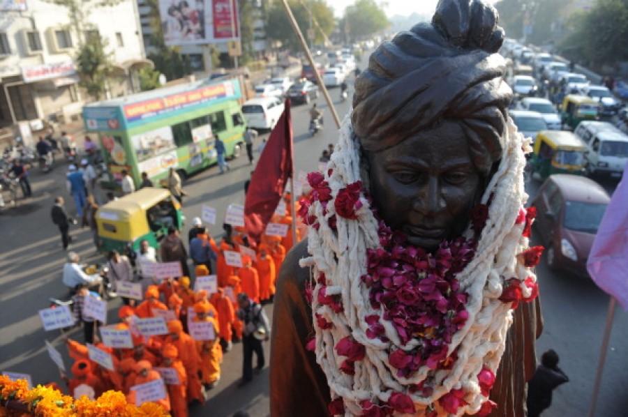 Swami Vivekananda,Swami Vivekananda's 144th death anniversary,Swami Vivekananda 144th death anniversary,Swami Vivekananda best quotes,Swami Vivekananda quotes,Swami Vivekananda wishes,Swami Vivekananda greetings,Swami Vivekananda messages