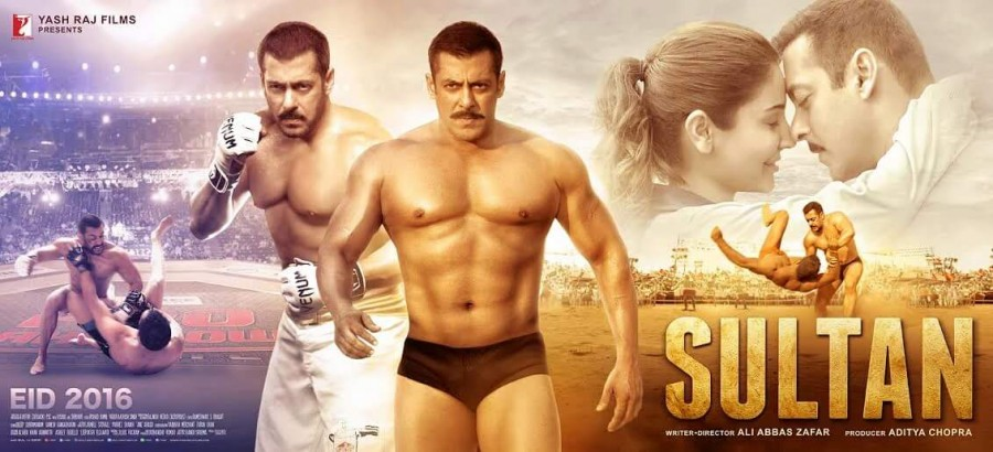 Sultan,Sultan review,Sultan movie review,sultan box office collection,Sultan box office,Salman Khan,Anushka Sharma,Ali Abbas Zafar,Sultan movie pics,Sultan movie images,Sultan movie photos,Sultan movie stills,Sultan movie pictures