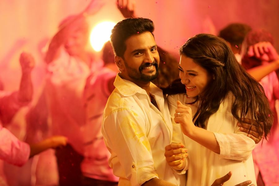 Dhilluku Dhuddu is an upcoming Tamil comedy horror film directed by Rambala. Starring Santhanam and Shanaya in the lead role.