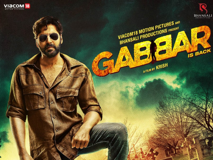 Gabbar is Back First Look