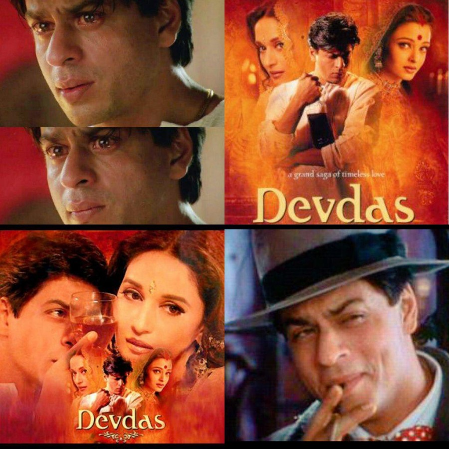 Devdas,14 years of Devdas,14th anniversary of Devdas,#14yearsofdevdas,Shah Rukh Khan,Shah Rukh Khan gets nostalgic