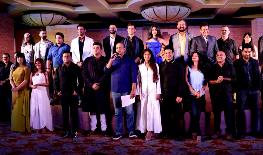 Mohenjo Daro,Mohenjo Daro press conference,Hrithik Roshan at Mohenjo Daro press conference,Pooja Hegde at Mohenjo Daro press conference,Hrithik Roshan,Pooja Hegde,Mohenjo Daro press conference pics,Mohenjo Daro press conference images,Mohenjo Daro press c