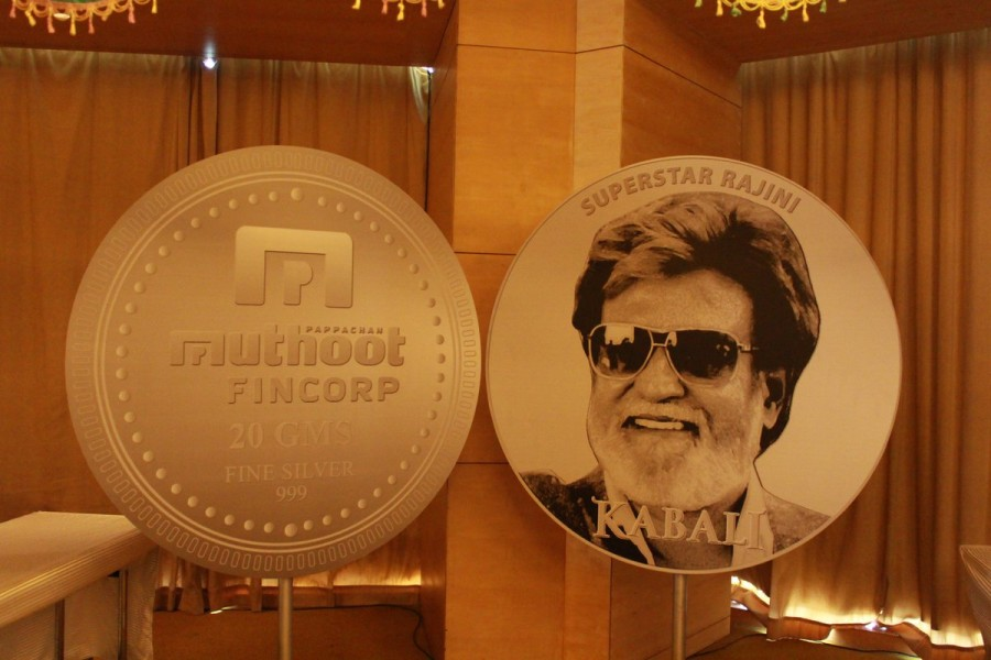 Kerala-based company Muthoot Fincorp on Thursday partnered with superstar Rajinikanth-starrer