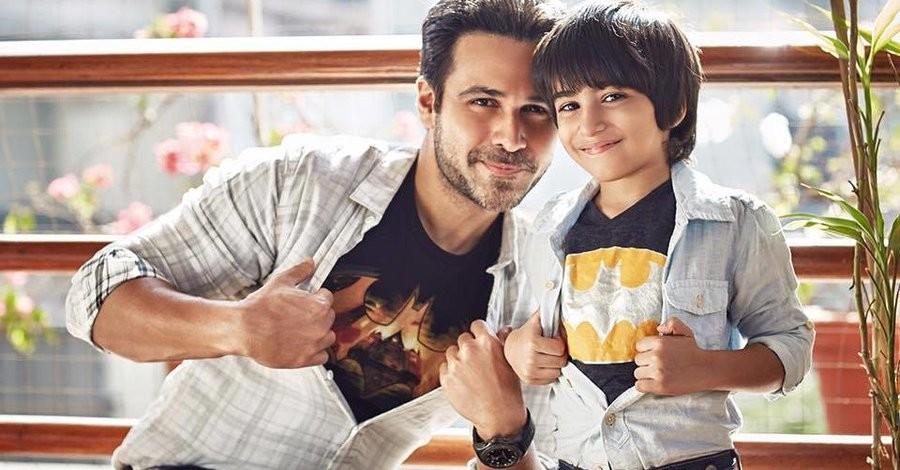Emraan Hashmi,Ayaan,Emraan Hashmi's son Ayaan,Kids For Tigers,International Tiger's Day,International Tiger Day,Emraan Hashmi son