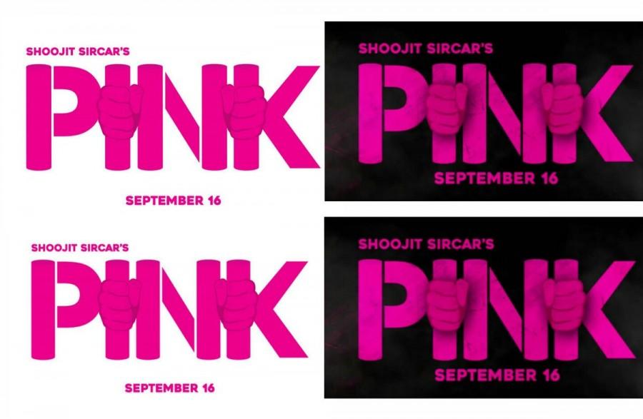 Amitabh Bachchan,Pink,Pink logo,Big B,Amitabh Bachchan teases fans with 'Pink' logo