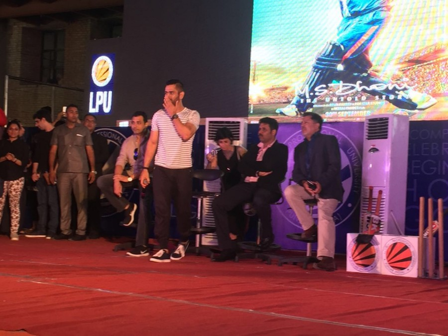 MS Dhoni,MS Dhoni: The Untold Story,MS Dhoni: The Untold Story trailer,Cricket player MS Dhoni,MS Dhoni: The Untold Story trailer launch,MS Dhoni: The Untold Story trailer launch pics,MS Dhoni: The Untold Story trailer launch images,MS Dhoni: The Untold S