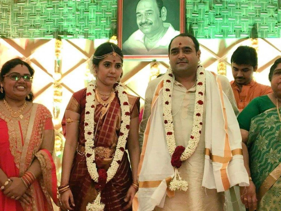 Vikram Kumar and Srinidhi wedding,Vikram Kumar and Srinidhi marriage,Vikram Kumar wedding,Vikram Kumar marriage,Suriya,AR Rahman,Srinidhi wedding,Srinidhi marriage,Vikram Kumar Srinidhi wedding pictures,Srinidhi wedding pics