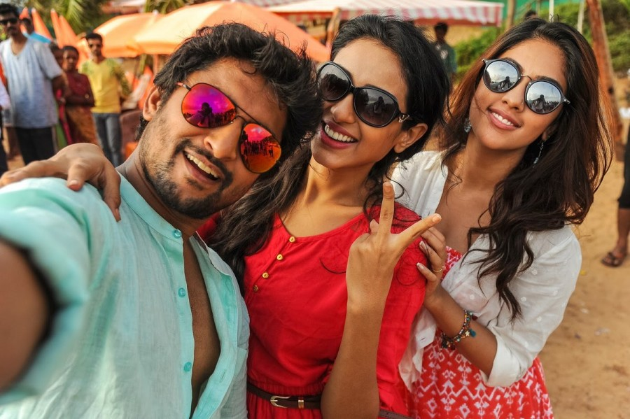 Nani,Anu Emmanuel,Nani and Anu Emmanuel,Majnu movie stills,Majnu movie pics,Majnu movie images,Majnu movie photos,Majnu movie pictures,Virinchi Varma,Uyyala Jampala,Telugu movie Majnu,Majnu pics,Majnu images,Majnu photos,Majnu stills