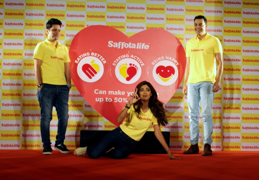 World Heart Day,Shilpa Shetty,Cyrus Sahukar,Chef Kunal,World Heart Day 2016,world heart day celebrations,healthy heart