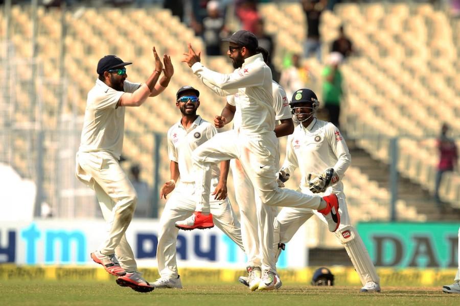 India beat New Zealand,India vs New Zealand,India vs New Zealand Test series,India vs New Zealand 2ns Test,India vs New Zealand 2016,2nd Test in Kolkata,Virat Kohli,Team India,Ashwin,Ravichandran Ashwin