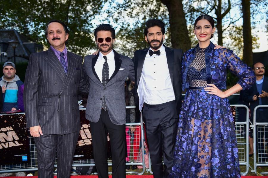 Sonam Kapoor,Anil Kapoor,Harshvardhan Kapoor,Saiyami Kher,Rakeysh Omprakash,MIRZYA,60th BFI London Film Festival,60th Film Festival,Bhaag Milkha Bhaag
