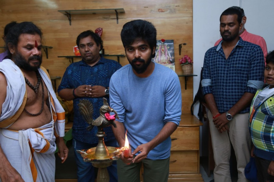 GV Prakash Kumar,Sathish,4G Movie Pooja,4G Movie Pooja pics,4G Movie Pooja images,4G Movie Pooja stills,4G Movie Pooja pictures,4G Movie Pooja photos,4G Movie launch,4G Movie launch pics,4G Movie launch images,4G Movie launch photos,4G Movie launch stills
