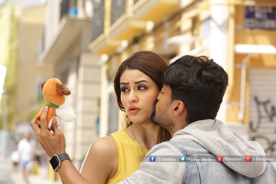 Kalyan Ram Aditi Aryas Ism Latest Movie Stills Photosimages