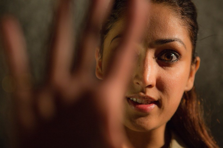 Yami Gautams is playing the character of 'Annu Karkare' a vexed and ferocious daughter who is set to seek revenge for her father's murder from Sarkar. Yami Gautam will also be seen performing some jaw dropping action sequences in Sarkar 3 for the first time!