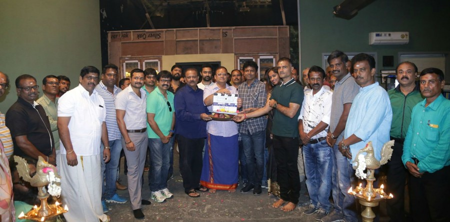Thiruttu Payale 2 movie launch,Thiruttu Payale 2 movie pooja,Bobby Simha,Prasanna,Vivek,Robo Shankar,Thiruttu Payale 2 movie launch pics,Thiruttu Payale 2 movie launch images,Thiruttu Payale 2 movie launch photos,Thiruttu Payale 2 movie launch stills,Thir