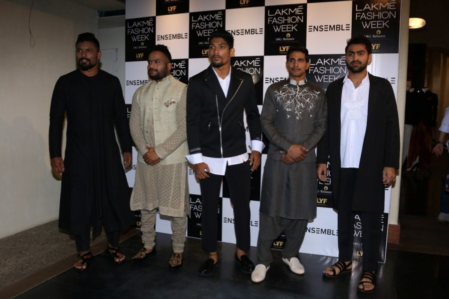 Lakme Fashion Week,Kabaddi World Cup win,India's Kabaddi World Cup win,Shabeer Bapu Sharfudheen,Vishal P Mane,Rishank Devadiga,Surender Nada,Mohit Chhillar