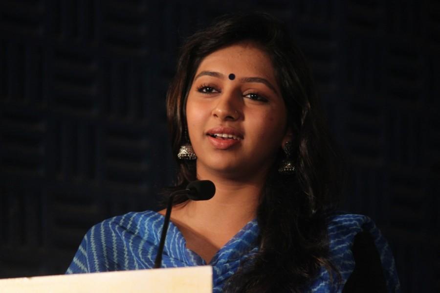 Lakshmi Menon at Komban Movie Success Meet,Lakshmi Menon,Komban Movie Success Meet,actress Lakshmi Menon,Lakshmi Menon latest pics,Lakshmi Menon latest photos