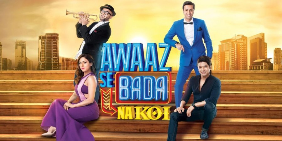 Awaaz Se Bada Na Koi,&TV,The Voice India Season 2,The Voice India