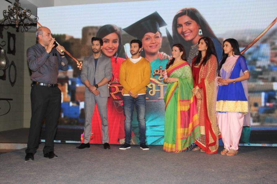 Jitendra Trehan,Suchitra Pillai,Ankita Sharma,Prachi Shah,Aashika Bhatia,Shweta Mahadik,Vikas Jain,Sangeita Chauhan,Akshaya Bhingarde,Ek Shringaar Swaabhimaan,Ek Shringaar Swaabhimaan serial,Ek Shringaar Swaabhimaan serial launch
