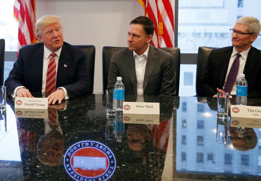 Donald Trump,Silicon Valley elite,Trump meets Silicon Valley elite,Donald Trump woos Silicon Valley tech elite,Trump meets Silicon Valley elite after mutual,Donald Trump And Silicon Valley Elite Seek