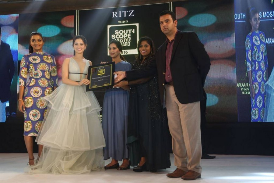 Rana Daggubati,Tamanna,Amala Paul,Pranitha,Parul Yadav,Ritz South Scope Lifestyle Awards,Ritz South Scope Lifestyle Awards 2016,Ritz South Scope Lifestyle Awards pics,Ritz South Scope Lifestyle Awards images,Ritz South Scope Lifestyle Awards photos,Ritz S