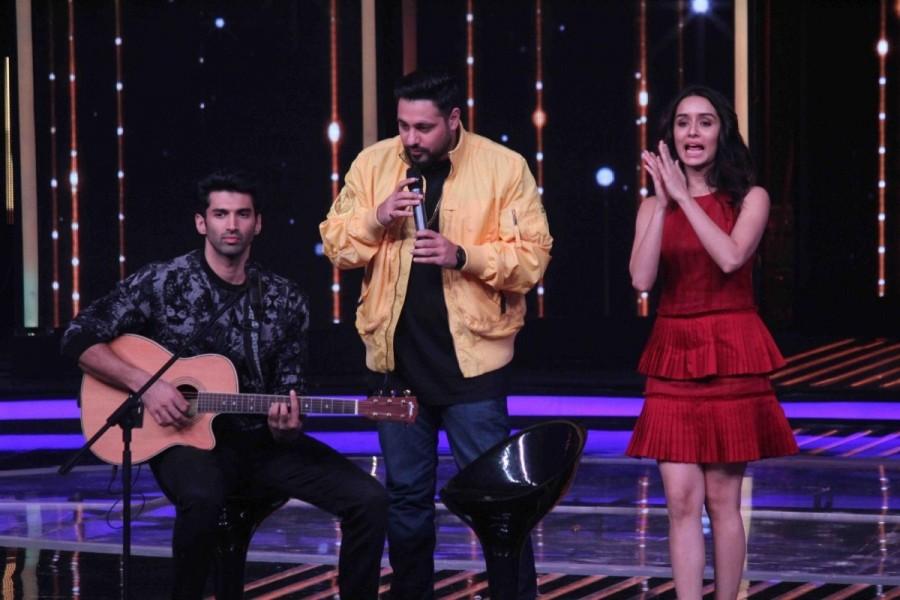 Aditya Roy Kapur,Shraddha Kapoor,OK Jaanu,OK Jaanu movie promotion,OK Jaanu promotion,Dil Hai Hindustani,reality show Dil Hai Hindustani,Aditya Roy Kapur and Shraddha Kapoor