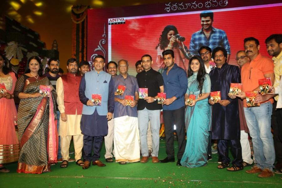 Sharwanand,Anupama Parameswaran,Shatamanam Bhavati audio launch,Shatamanam Bhavati audio,Shatamanam Bhavati music,Shatamanam Bhavati audio launch pics,Shatamanam Bhavati audio launch images,Shatamanam Bhavati audio launch photos,Shatamanam Bhavati audio l