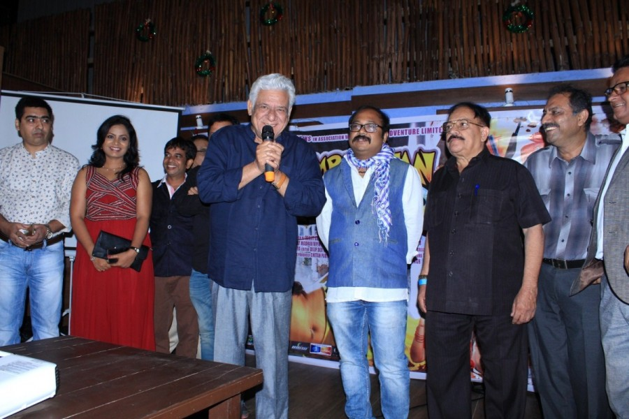 Om Puri,Rambhajan Zindabad,Rambhajan Zindabad trailer,Rambhajan Zindabad trailer launch,Rambhajan Zindabad trailer launch pics,Rambhajan Zindabad trailer launch images,Rambhajan Zindabad trailer launch photos,Rambhajan Zindabad trailer launch stills,Rambh