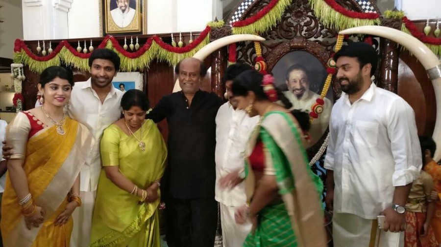 Superstar Rajinikanth,Rajinikanth,Prabhu,Prabhu 60th Birthday,Prabhu Birthday,vikram prabhu,Prabhu Birthday pics,Prabhu Birthday images,Prabhu Birthday photos,Prabhu Birthday stills,Prabhu Birthday pictures