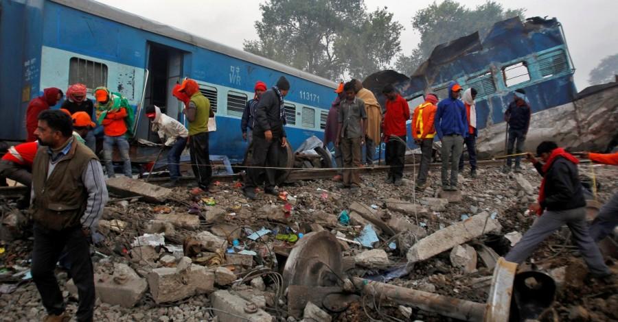 Sealdah-Ajmer,Sealdah-Ajmer express train,Ajmer-Sealdah train,Ajmer-Sealdah Express derails,Kanpur,Uttar Pradesh,train accident