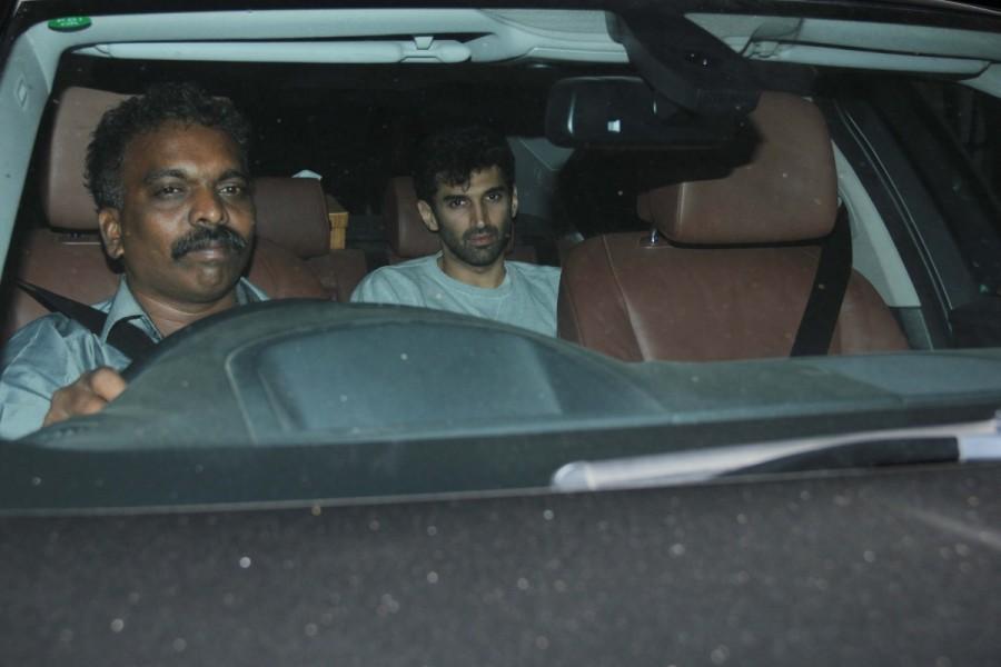 Shradha Kapoor,Aditya Roy Kapoor,Shaad Ali,Yash Raj studios,OK Kaanu dubbing,OK Kaanu,OK Kaanu movie dubbing