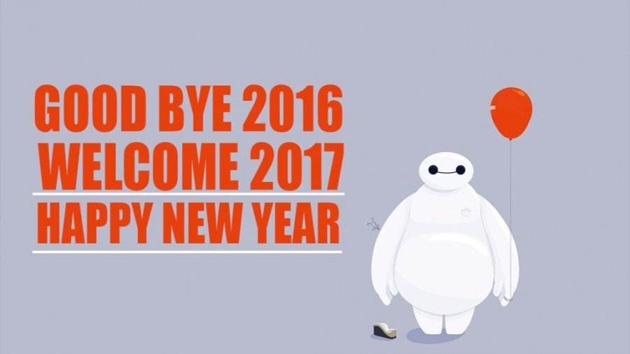 Good Bye 2016 Welcome 2017 Quotes Messages Wishes Picture