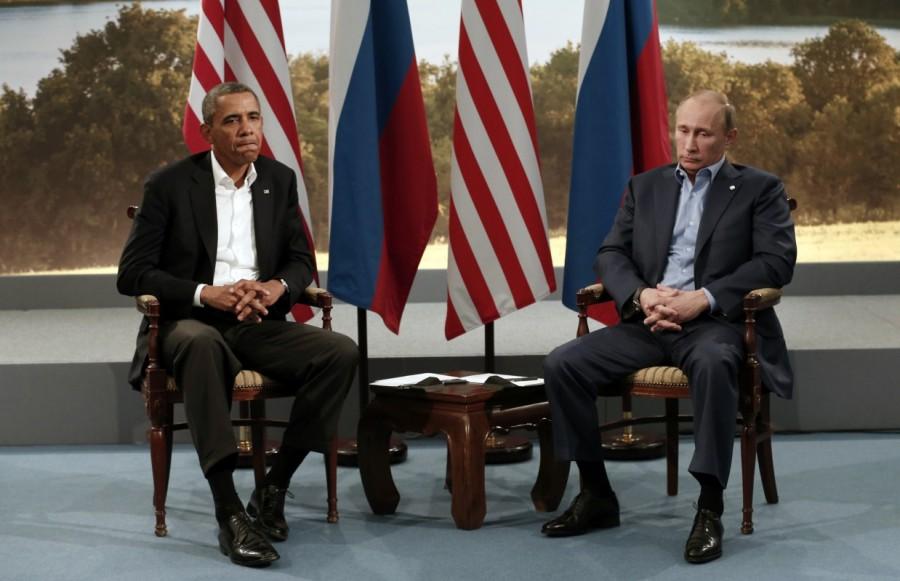 Barack Obama and Vladimir Putin,Barack Obama,Vladimir Putin,U.S. President Barack Obama,Russian President Vladimir Putin,Obama and Putin