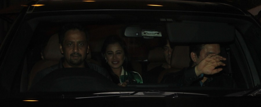 Salman Khan,Alvira,Atul Agnihotri,Salman Khan spotted at Bandra,Alvira spotted at Bandra,Atul Agnihotri spotted at Bandra,Salman Khan pics,Salman Khan images,Salman Khan photos,Salman Khan stills