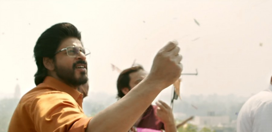 Shahrukh Khan,SRK,Raees kites,Raees,Makar Sankranti,Kite flying competitions,Shahrukh Khan's Raees kites